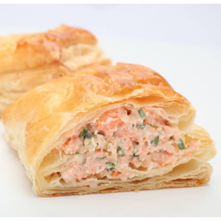 Salmon Puff  (Par-Baked Frozen)